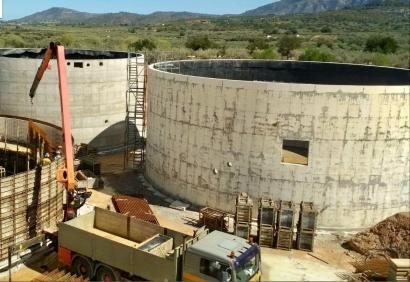 AGF construye la primera planta industrial de biometano comprimido