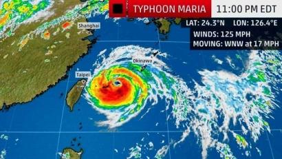 Siemens Gamesa arma su máquina marina de ocho megavatios para combatir los tifones asiáticos