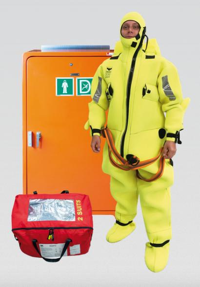 """Desarrollan un kit """"todo en uno"""" que facilita la seguridad de los operarios de parques marinos"""