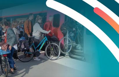 Renfe, uno de los dos operadores europeos que menos facilita llevar bicicletas en el tren
