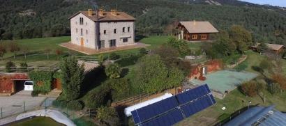 Autoconsumosolar hasta la independencia, en una vivienda unifamiliar de Girona