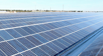 El 90% de la energía solar fotovoltaica instalada en la UE en 2019 tuvo como escenario España
