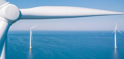 El mundo ha sumado 1,6 GW de capacidad eólica marina en lo que va de año