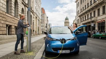 Ubitricity quiere cargar en Gran Canaria los vehículos eléctricos a través de las farolas