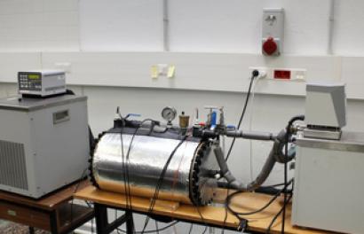 La Universidad de Burgos desarrolla un sistema de almacenamiento de energía por calor latente