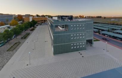 Calendario Ujaen.Fotovoltaica La Instalacion De Autoconsumo De Uno De Los Campus De
