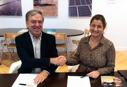 UNEF y Plan International colaborarán para impulsar el empleo femenino en el sector solar