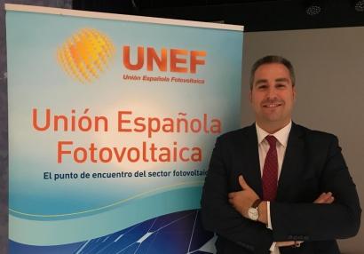 José Vicente Espino, nuevo representante de la Unión Española Fotovoltaica en Andalucía