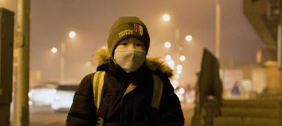 """Naciones Unidas califica el aire contaminado como el """"asesino silencioso"""""""