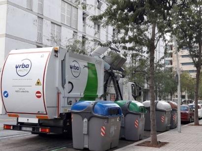Señor concejal, ¿cómo se pueden recoger 9 toneladas de basura por la noche... silenciosamente?
