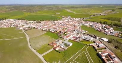 Núñez de Balboa, el mayor parque solar de Europa estará en Extremadura