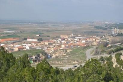Navarra da luz verde a cuatro nuevos parques eólicos en los municipios de Cadreita y Valtierra