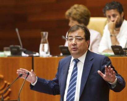 Fernández Vara quiere una subasta renovable específica para Extremadura