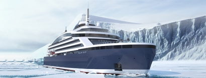 VARD to Build First Electric Hybrid Luxury Icebreaker