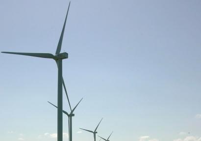 Villar Mir Energía abre el año con dos nuevos parques eólicos en Zaragoza