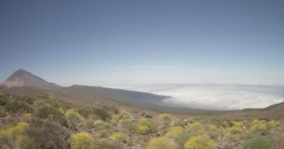 Alerta global: un observatorio de Tenerife registra el más alto índice de CO2 jamás registrado en el planeta