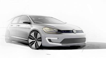 Volkswagen presenta en Madrid el último modelo de su Golf eléctrico