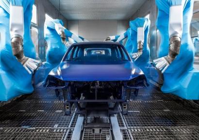 Volkswagen destina 25 millones de euros a eficiencia y ahorro en sus instalaciones