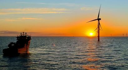 Los actores clave de la eólica marina desembarcan hoy en Bilbao