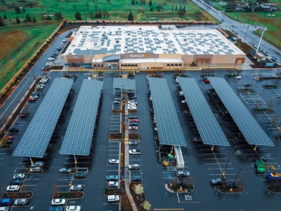 Sol Systems Flips the Switch at Seven Solar Projects for Walmart