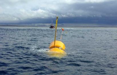 """El Gobierno de Canarias busca energía en el mar para impulsar la """"economía azul"""""""