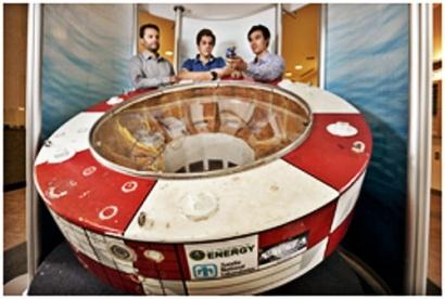 Sandia Engineers Increase Efficiency of Wave Energy Converters