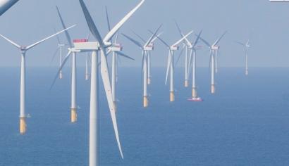 Iberdrola, precalificada para la próxima subasta de capacidad eólica marina en Francia