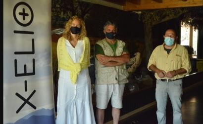 La multinacional fotovoltaica X-Elio y el grupo conservacionista Grefa se alían para proteger al cernícalo primilla