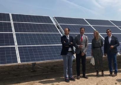 Murcia, Top 1 de España en densidad de potencia solar fotovoltaica instalada por kilómetro cuadrado