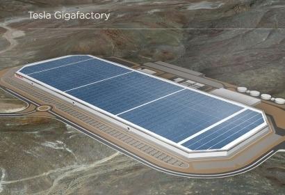 Tesla inaugura su anunciada (y esperada) Gigafactoría