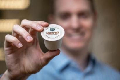 UBC Chemist Helps Create New Compostable Coffee Pod