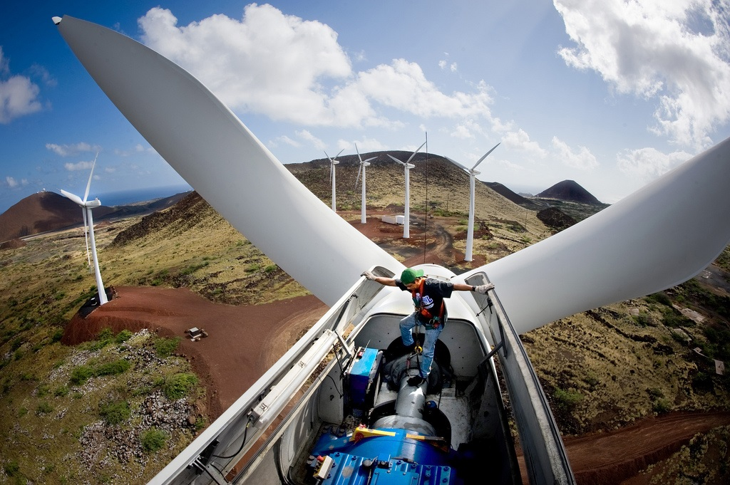 """""""El mantenimiento en un proyecto eólico es todo"""""""
