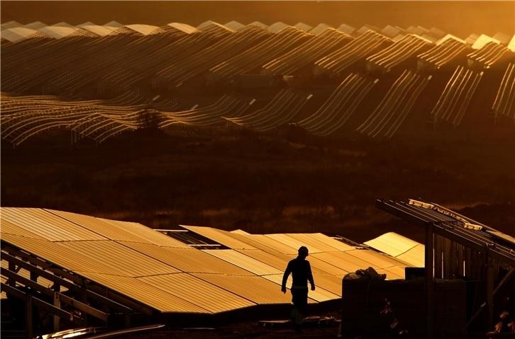 Iberdrola proyecta 750 megavatios fotovoltaicos en Cáceres
