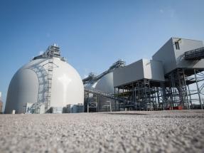 Drax, a punto de llegar a los 2.600 megavatios de biomasa en su antigua central de carbón