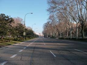 Las ciudades españolas disfrutaron de un aire radicalmente más puro durante el confinamiento
