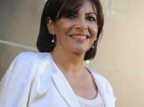 Anne Hidalgo, reelegida presidenta de las ciudades contra el cambio climático