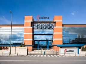 Acciona incrementa un 43,4% su beneficio ordinario