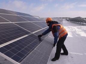 Acciona Fotovoltaica refuerza su presencia en Ucrania