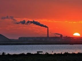 El precio del CO2 cae tras tocar techo a finales de mayo