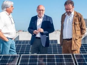La solar fotovoltaica grancanaria, doblemente discriminada