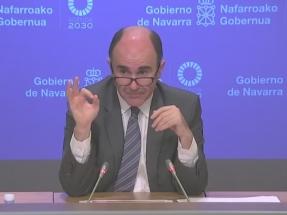 Navarra evalúa la viabilidad de más de mil megavatios de potencia eólica y fotovoltaica