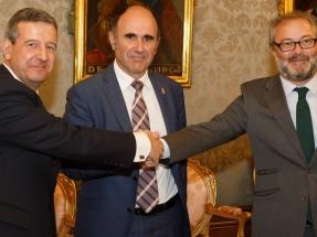 Iberdrola y Siemens firman un acuerdo para impulsar soluciones de almacenamiento de electricidad