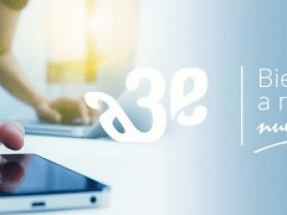 A3e moderniza su página web