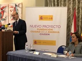 La Ciudad de la Energía de Zapatero prefiere ahora las renovables a la captura y almacenamiento de CO2