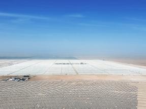 Mohammed bin Rashid Al Maktoum Solar Park, el complejo solar más grande del mundo lleva la Marca España