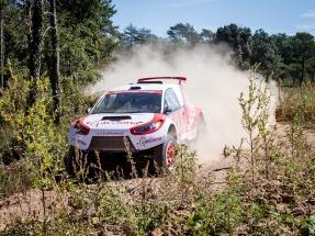 El vehículo de rally 100% eléctrico de Acciona vuelve a rodar en la Dakar