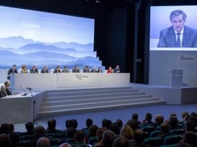 """El presidente de Acciona reclama """"responsabilidad social y medioambiental"""" a la comunidad inversora internacional"""