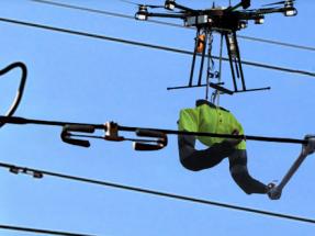 Los drones con IA harán más fácil la inspección y el mantenimiento de las líneas eléctricas