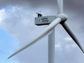 Capital Energy inaugura su primer parque eólico en Castilla y León