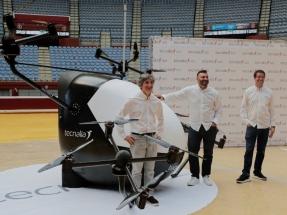 El primer aerotaxi de España quiere hacerse hueco en un negocio que moverá 32.000 millones de euros